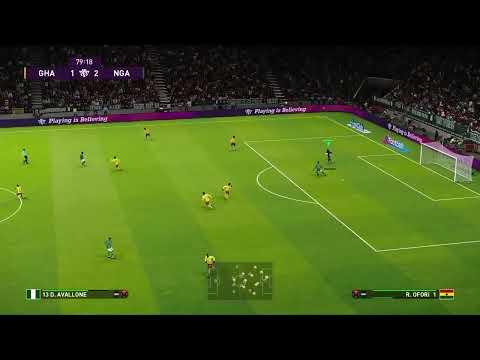 #eFootball PES 2020-21