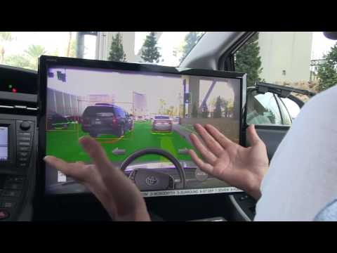 AImotive Demonstration of AI-powered, Self-driving Vehicle Technology