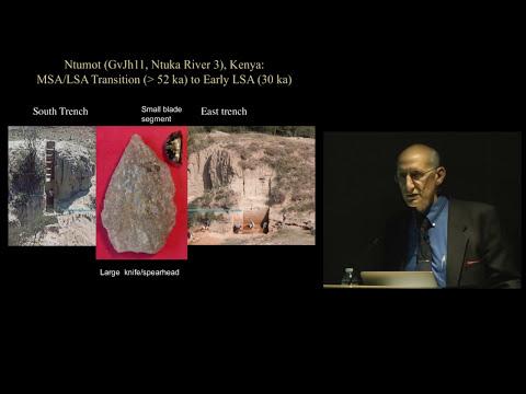 Volcanic Winter, Population Bottlenecks, and Human Evolution on YouTube