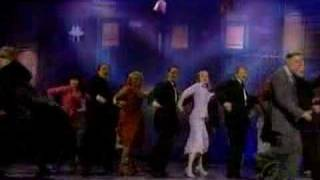The cast of Curtains performs at the 2007 Tony Awards