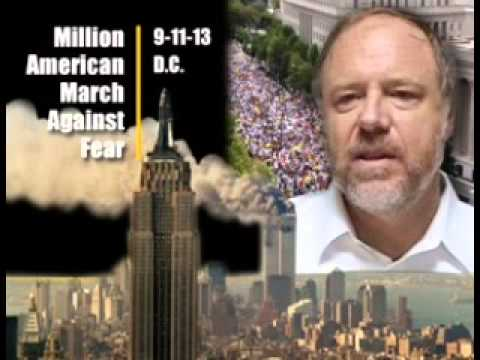 March Against Fear, Washington, D.C., 9/11/13, High Noon