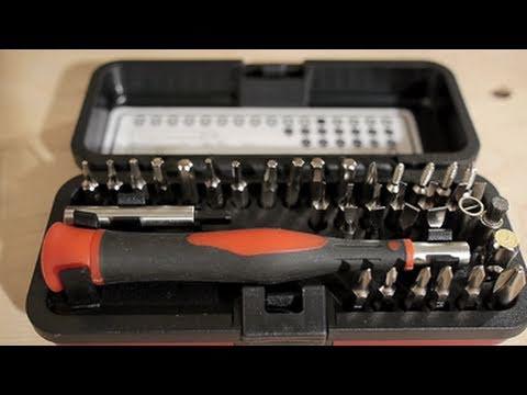 Pocket-sized tool kit for guitar