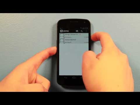 Gryphn - Secure Mobile Messaging