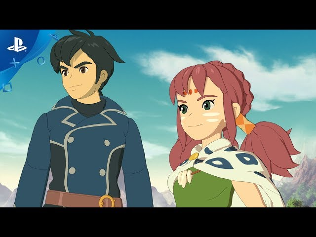 Ni no Kuni II: Revenant Kingdom - PS4 Trailer | E3 2017
