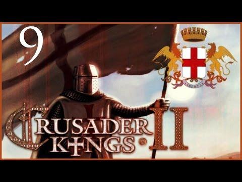 Crusader Kings II, Genoan Holy Doge #9 - The invasion  