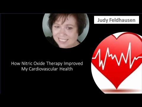 How Nitric Oxide Therapy Improved My Cardiovascular Health