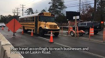 Laskin Road Project Update January 2020