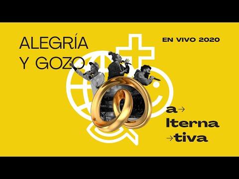ALEGRÍA Y GOZO 2020 - Concierto Completo (Video Oficial)