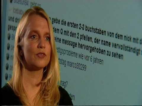 Frau TV - LYCOS Chat - Innocence In Danger