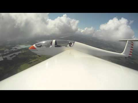 Larry in Glider