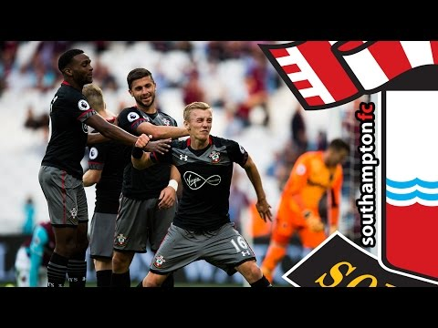 HIGHLIGHTS: West Ham 0-3 Southampton
