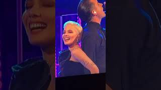 Halsey Grabs G-Eazy's DICK!!   Live!!   ALSO heard THEY ARE GETTING MARRIED!!