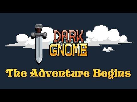 Dark Gnome | Hilarious Pixel Art Free To Play Turn Based RPG