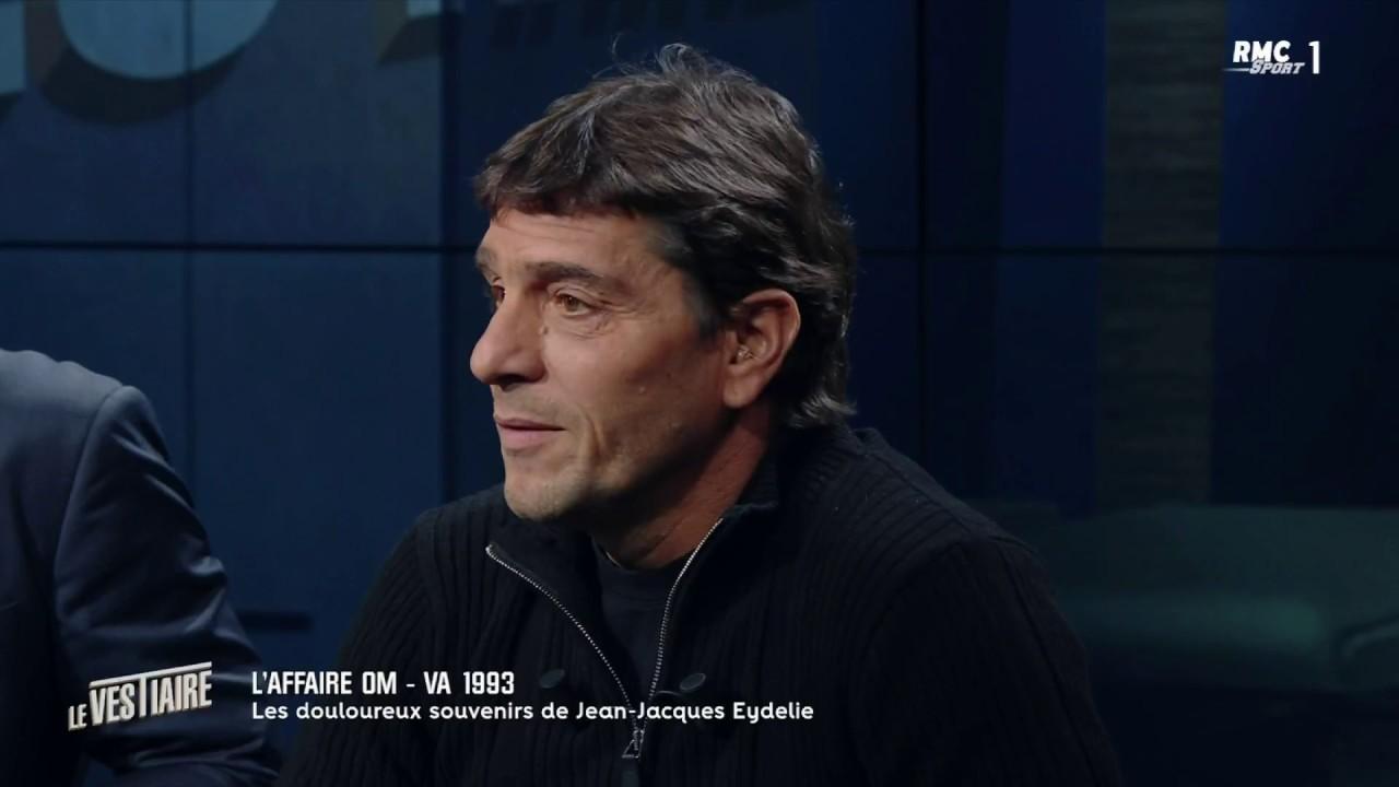 Le Vestiaire - Pour Jean-Jacques Eydelie, c'est Bernard Tapie qui était visé