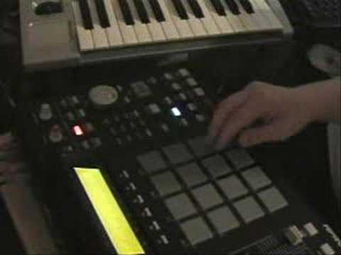 Akai MPC2500 & MPC5000 direct record (Extended version)