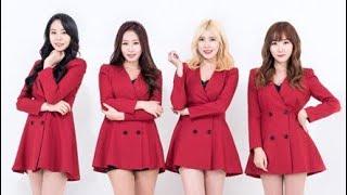 "10 UNDERRATED ""ACTIVE"" K-POP GIRL GROUPSS #1"