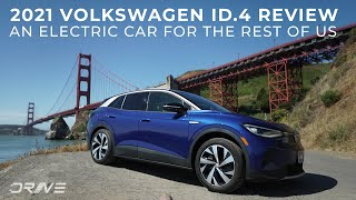 2021 Volkswagen ID.4 review: The electric car for the rest of us
