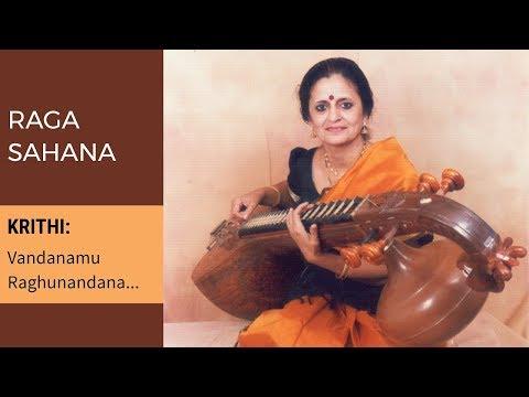 Raga Series: Raga Sahana in Veena by Jayalakshmi Sekhar 016