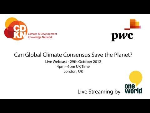 Climate Change Consensus Building 2012