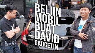 Ketika David Gadgetin Kepincut Duit Parkir