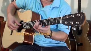Đàn guitar ORION - Handmade by Hiếu Orion