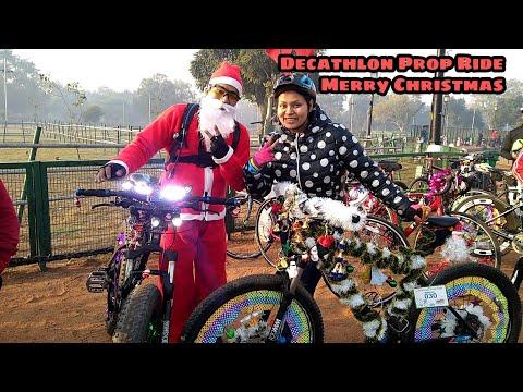 Christmas day  ride