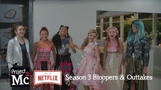 Video Project Mc² Season 3 Bloopers | Seasons 1-3 Streaming Now on Netflix! download MP3, 3GP, MP4, WEBM, AVI, FLV Juli 2018