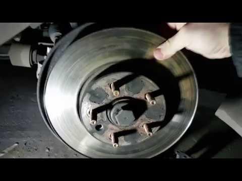 По Науке 23 - Замена передних тормозных дисков и колодок Opel Astra J