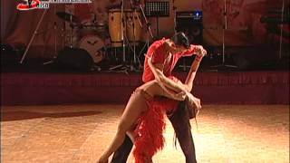 2012 Taiwan Latin Salsa Festival -- La Malanga,  Adrian y Anita , Uraguay & Brazil.mpg