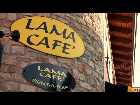 Lama Café - Rent a Bike
