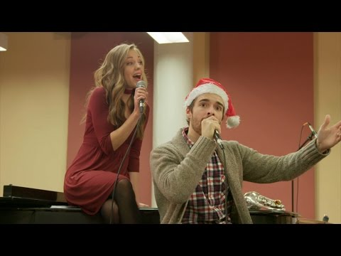 Dream of a White Christmas With Corey Cott, Laura Osnes & the Cast of Broadways BANDSTAND