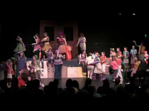 Seussical - Studio East Curtains Up