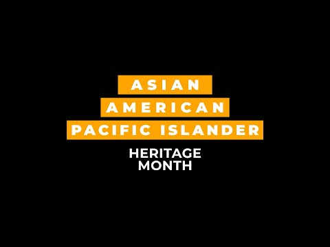 USAF Asian American and Pacific Islander Heritage Month 2021