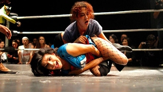 Sage Sin Vorhees and Britany Wonder vs Duffgirl Shelly Martinez and Pizza Cat