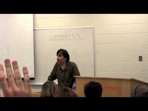 Gary Francione at Brock U. Part 1/5