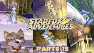 Star Fox Adventures Gameplay Español Parte 13 Full HD 60FPS