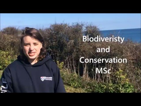 Fund Sara's Biodiversity and Conservation studies!