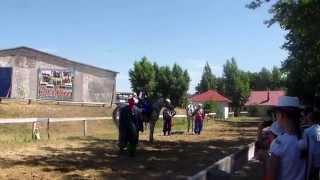 Луганский областной казачий конный театр . п.Меловое.(Сын сегодня побывал на театрализованном представлении, поездку организовал депутат