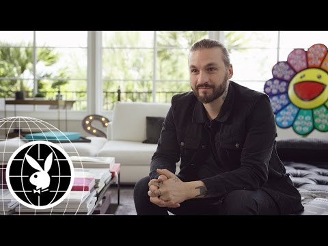 Electronic Dance Luminary Steve Angello Welcomes Us Into His Living Room and Studio
