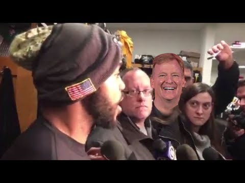 Steelers Mike Mitchell Dropping Truth Bombs About NFL
