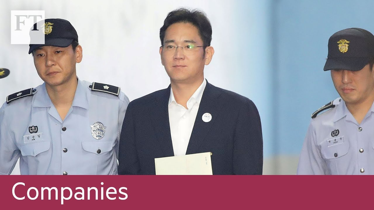 Samsung head sentenced to 5 years in jail | Companies
