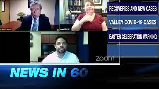 KRGV CHANNEL 5 NEWS Update - April 9 2020