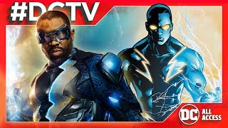 Who Is Black Lightning? - #DCTV