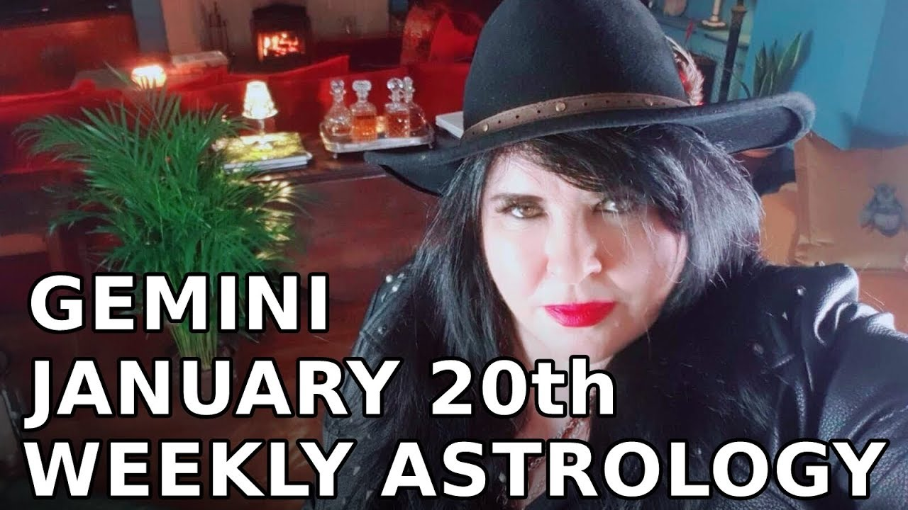 Gemini Eclipse Super Full Moon Weekly Horoscope 20th January 2019 by  Michele Knight