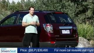 2011 | Holden | Captiva 7 CX | NRMA driver