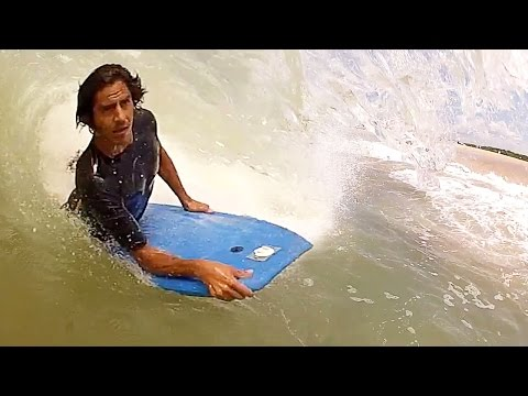 Colorada | BODYBOARD Session | Adrian Aranda