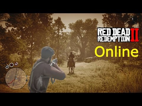 Red Dead Redemption 2 Online - How To Use Dead Eye Online (Beta)