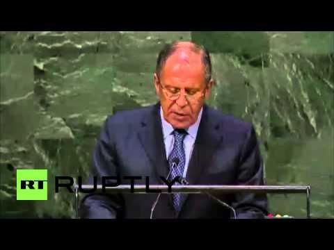 USA: Lavrov touts possible Russia-EU free trade zone