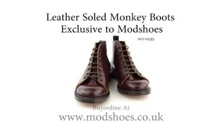 Monkey Boot Road Test Review Modshoes