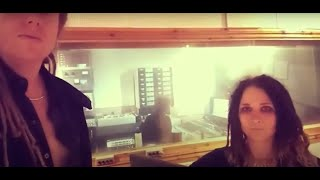 Jo Carley & The Old Dry Skulls - New Album Teaser - Mixing at Gizzard Recording Studios